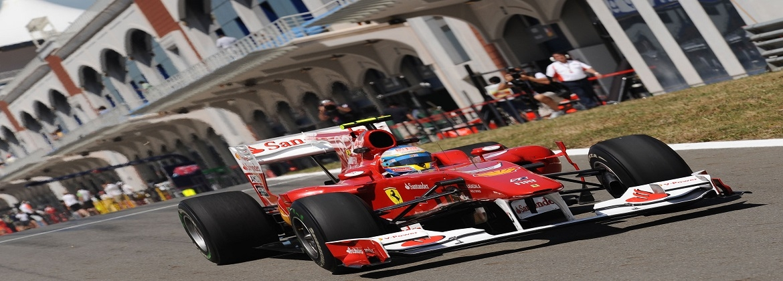 İstanbul Park F1