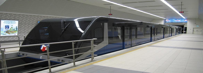 Taksim Kabataş Metrosu