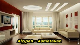 Alçıpan - Asmatavan